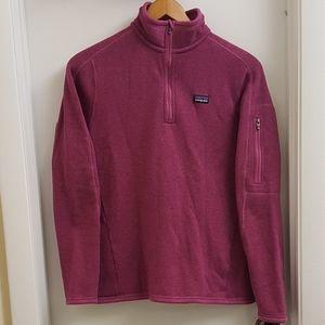 😍Patagonia better sweater fleece jacket size M